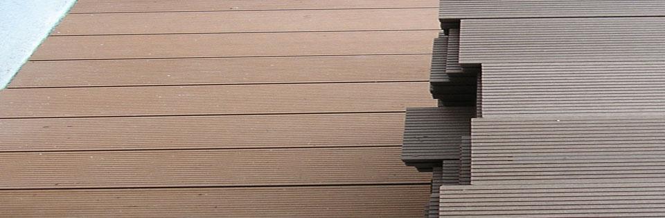 Pavimentos de madera para exterior conocer nuevos materiales for Madera sintetica exterior